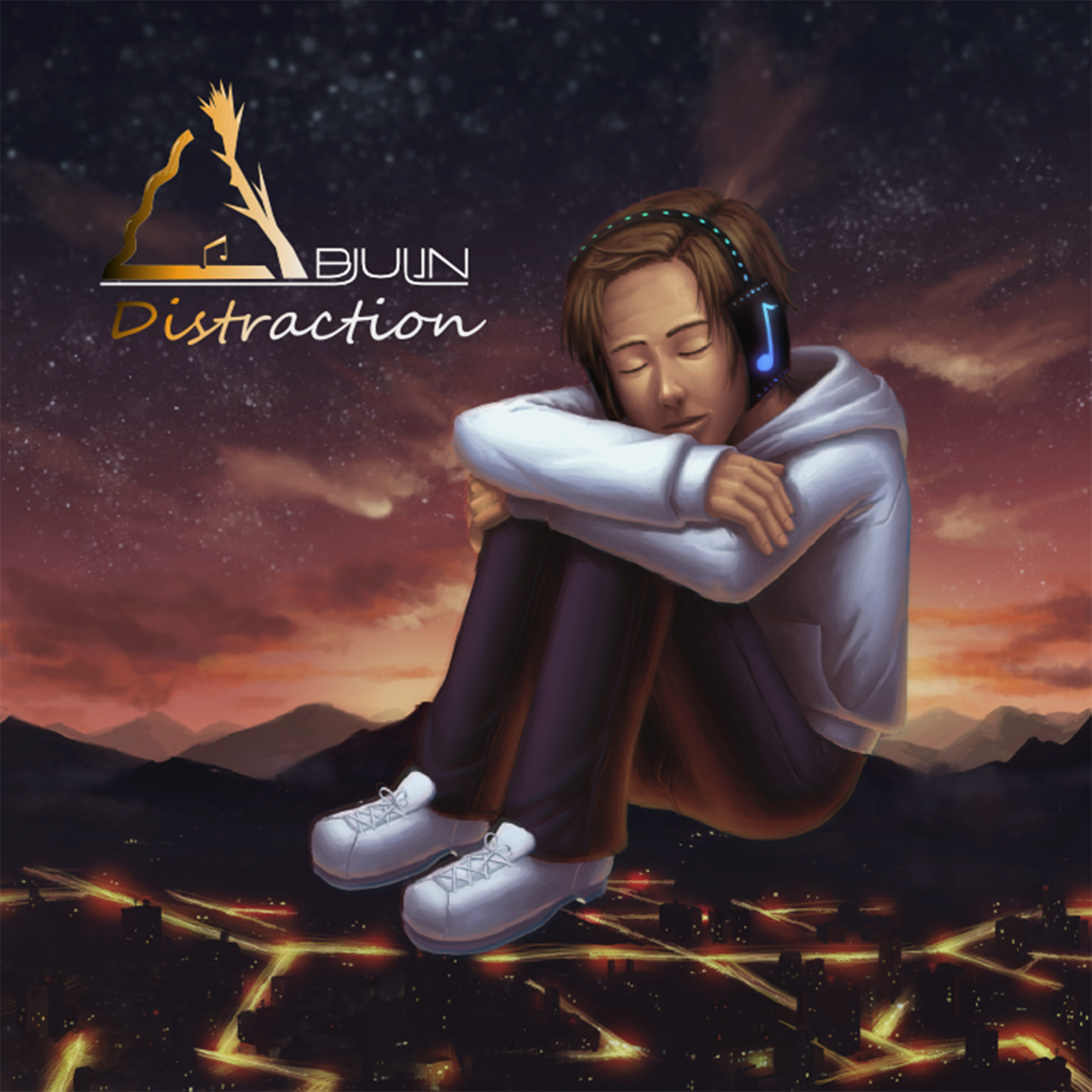 "Music Album ""Distraction"""