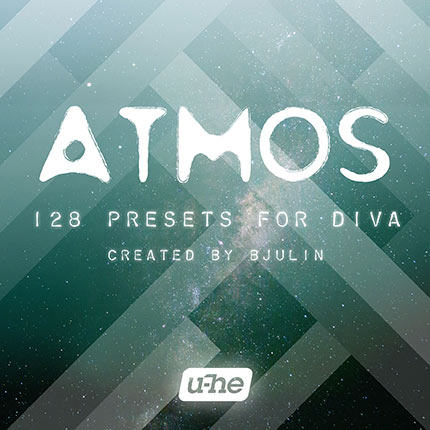 Atmos Exclusive Soundset for U-he Diva