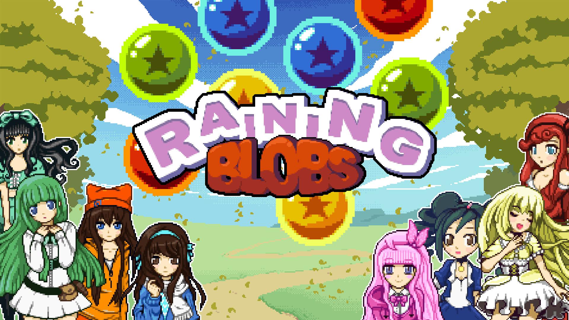 "Music for ""Raining Blobs"""