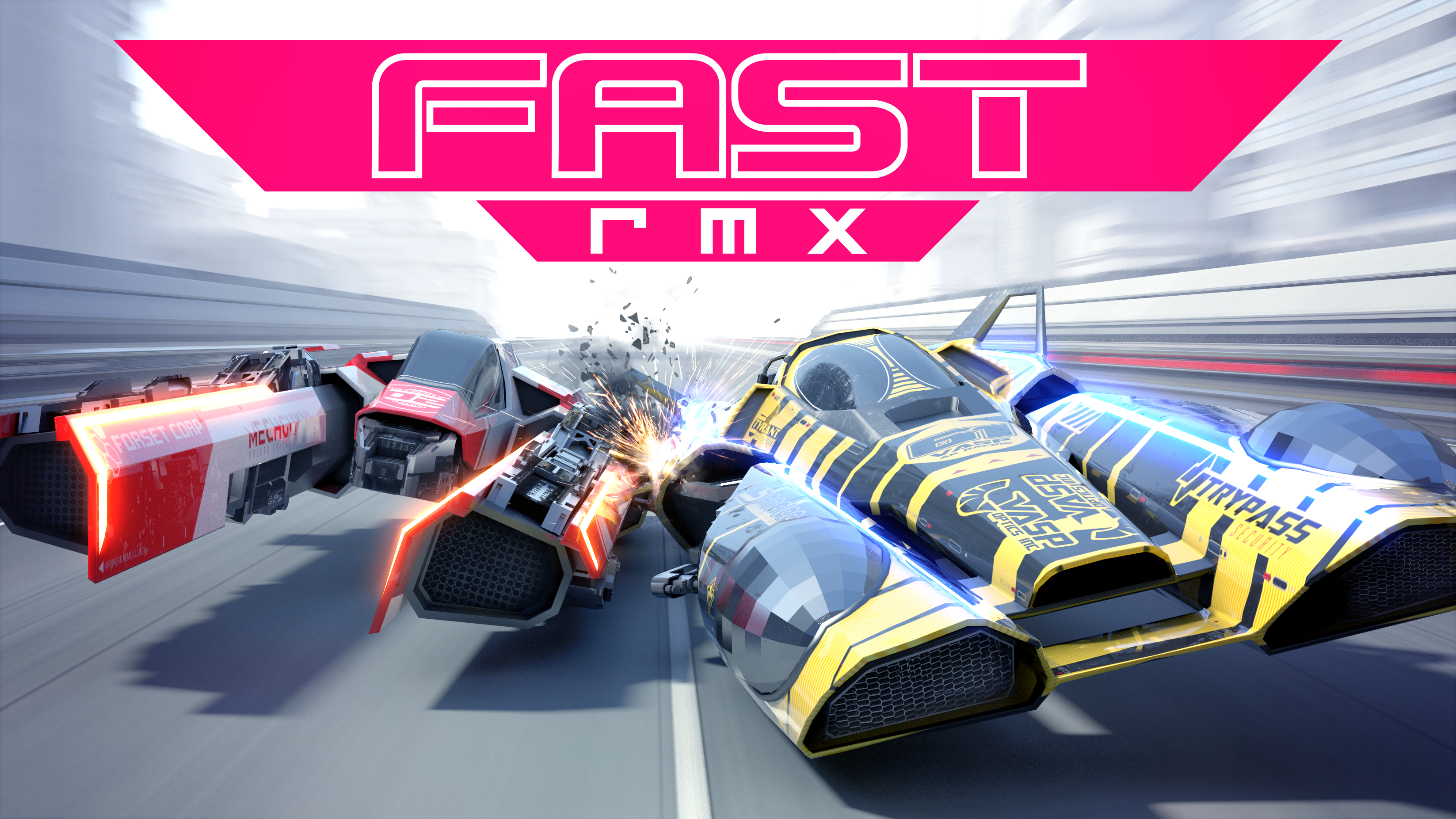 OST and Jingles for FAST rmx (Nintendo Switch)