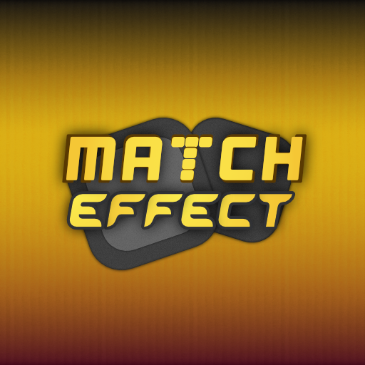 "Mobile Puzzle Game ""Match Effect"""